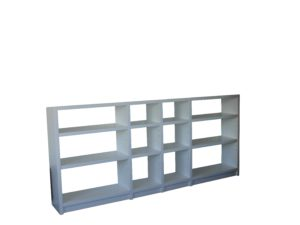 4bay short shelf